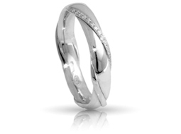 Special White Wedding Rings