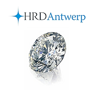 Diamante Naturale Certificato HRD Kt. 1,01 Colore G Purezza IF