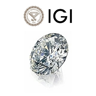Diamante Naturale Certificato IGI Kt. 1,07 Colore G Purezza VS2