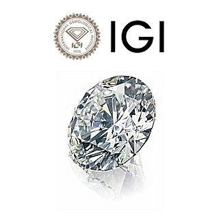 Diamante Naturale Certificato IGI Kt. 1,20 Colore G Purezza Vs2